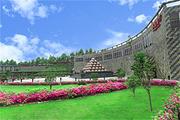 深圳出发独立包团广州花都千亩桃园摘果、石头记矿物园、泰国风情小镇1日游