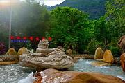 温泉季!汕尾莲花山温泉礼佛祈福生态二天品质游,含无限次温泉+2个正餐自助餐
