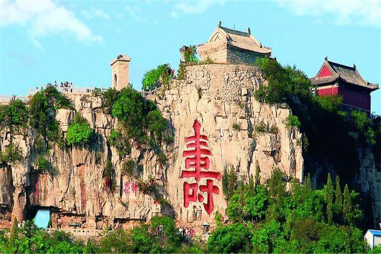 山东旅游            早餐后,乘车前往青州泰和山风景区(约1小时)