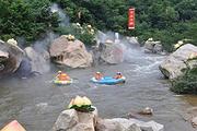 随州玉龙西游漂流套餐双人西游记温泉、公园、漂流门票,双人住宿,双人早餐