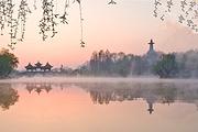 瘦西湖畔  扬州虹桥坊温泉酒店2日游 含双早+温泉门票2张