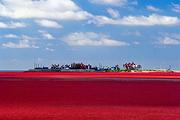 <盘锦红海滩巴士3日游> 盘锦红海滩+兴城古城+龙回头海滨浴场+九华山观音洞
