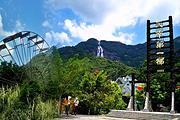 广州增城白水寨1日跟团游挑战9999级天梯,欣赏落差高白水仙瀑