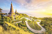 免签证费 泰国清迈6天 奢享自由行(即刻出发+赠接送机+四星酒店)北京飞