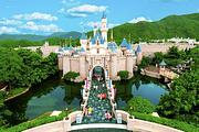 100%纯玩 港珠澳大桥 港澳5天4晚 海洋公园+迪士尼乐园/澳门特色之旅