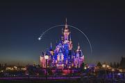 飞机往返 上海迪士尼乐园自由行6天5晚  含园内住宿 玩具总动员酒店 接送机