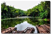 卧虎藏龙拍摄地 宜宾蜀南竹海休闲二日游 住一晚竹海景区 二环包接