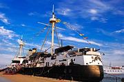 烟台 威海定远舰 蓬莱八仙渡 4日 甲午风云定远舰  威海美食享不停