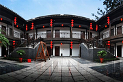 1晚枣庄台儿庄古城状元楼酒店+双人早餐+台儿庄古城成人票(不含小交通)