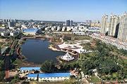 双人新宇保利酒店一晚+红海滩国家风景廊道+观光车