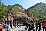 北京至涞源白石山二日游!畅游白石山景区,十瀑峡风景区,全程无购物。