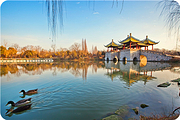 一价全含 赠表演及特色餐 扬州瘦西湖+大明寺+汉陵苑+东关街+何园纯玩一日游