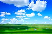 深度呼伦贝尔自由行5日+无限时草原骑马+大兴安岭深处高端住宿+豪华蒙古包发呆