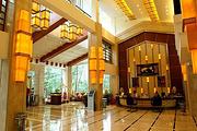 峨眉山红珠山宾馆酒店2天1晚自助游(含1晚住宿+双人温泉+双人早餐)