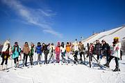 打卡冬奥小镇崇礼激情滑雪+怀来温泉戏水一站式体验观雪景+享美食+舒心享受