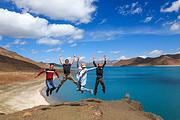 ≮必游打卡≯西藏打卡景点羊湖/羊卓雍错一日(正规旅游车+精品纯玩+门票)