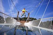 湘潭出发 张家界地质公园+大峡谷+玻璃桥4日高品游 无隐形消费 推1罚500