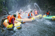 清凉一夏 漂流之王清远黄腾峡勇士漂✪具吸引力✪刺激好玩的自然水域漂流赛道
