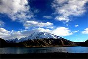 温宿大峡谷、千佛洞、沙漠公路、喀什清真寺、卡湖双飞六日游南疆异域风情
