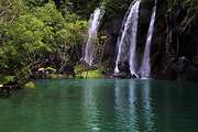 清凉舒心长白山吉林龙潭山公园、天池 、 镜泊湖 、吊水楼瀑布 双卧五日游