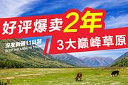 赠胡杨林,北疆大环线丨3大草原口碑丨新疆天山天池吐鲁番伊犁喀纳斯11日DZ