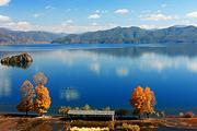 西昌泸沽湖4日|🔥<经典360°环湖全景游>2晚泸沽湖住湖景房|赠火盆烧烤