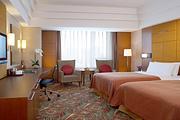 呼和浩特香格里拉大酒店豪华房1间+双人自助早餐2份