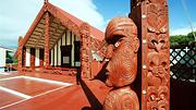 新西兰罗托鲁瓦毛利文化村毛利文化村夜游一日游