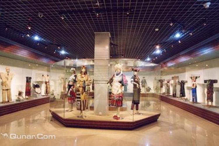 中央民族大学博物馆旅游