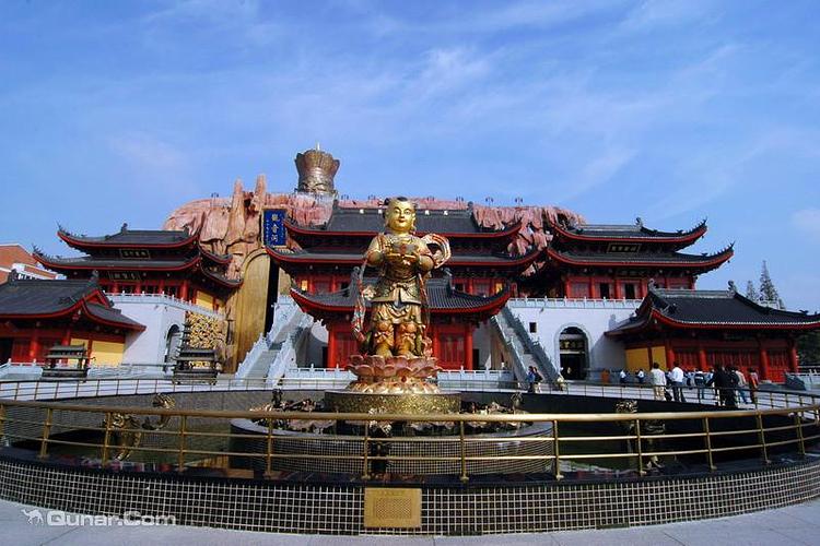 东林寺旅游