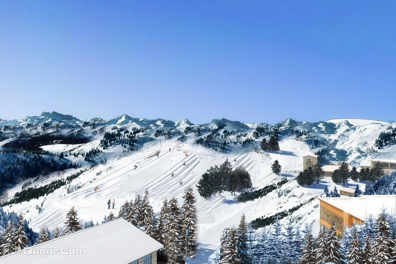 重庆冬天风景图片