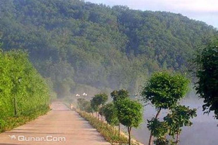 峰岩生态旅游区旅游