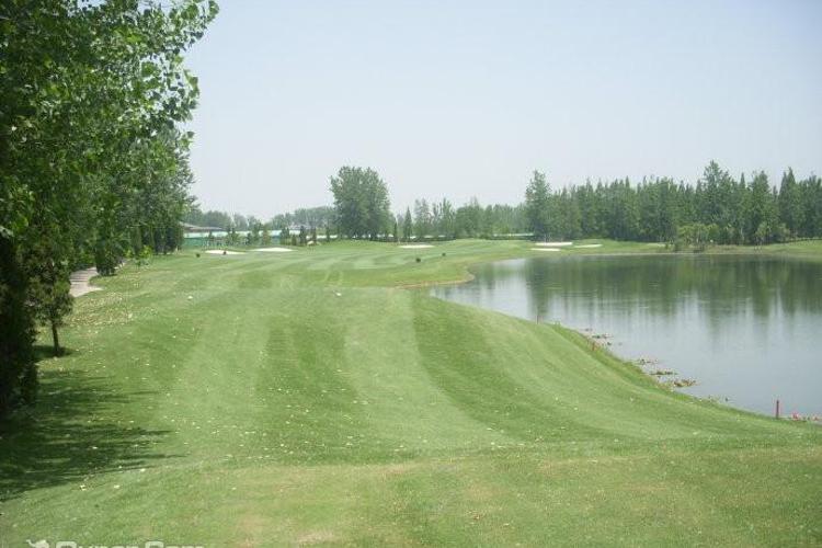 扬州太阳岛高尔夫旅游