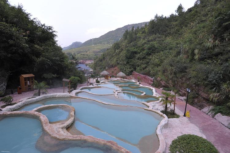 石城九寨温泉旅游