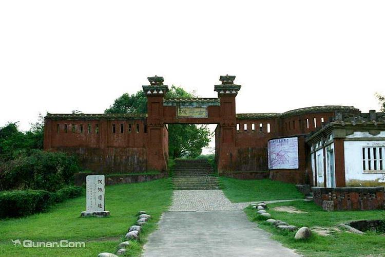 古汉城遗址旅游