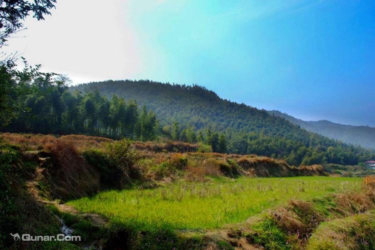 梅岭景区旅游