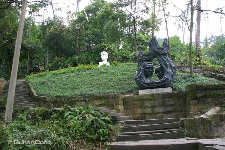 松林坡旅游