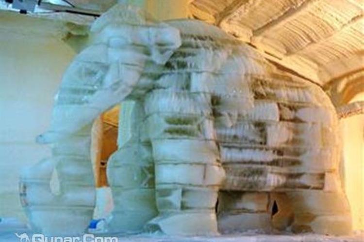 冰河世纪滑雪场旅游