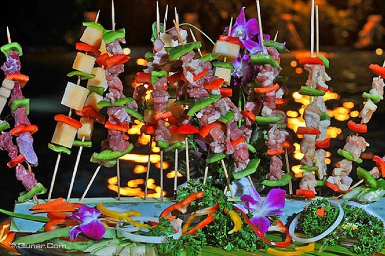 三亚湾力合度假酒店BBQ旅游