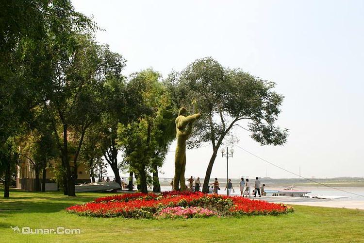斯大林公园旅游