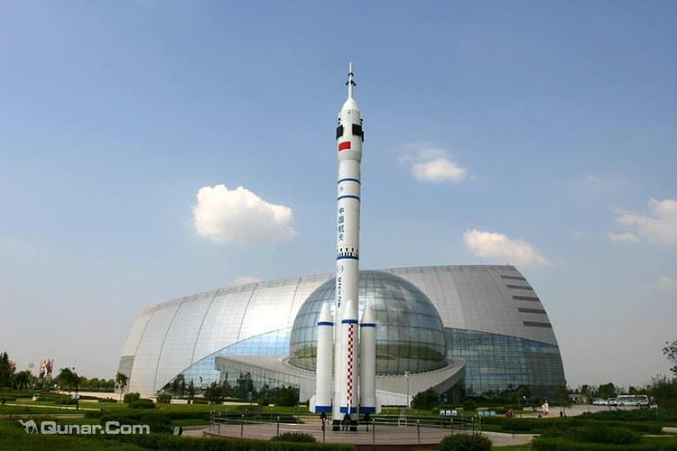 黑龙江省科技馆旅游