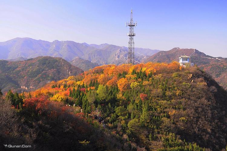 崎峰山国家森林公园旅游