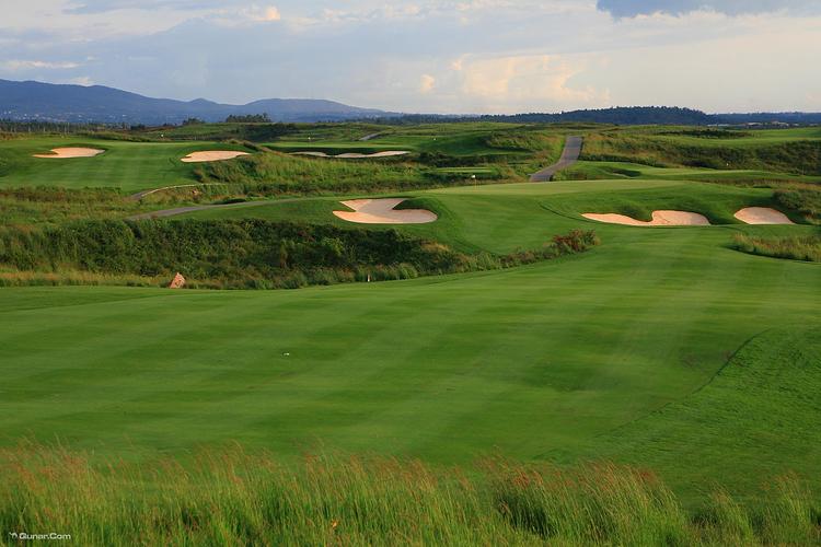 昆明牧场高尔夫球会旅游