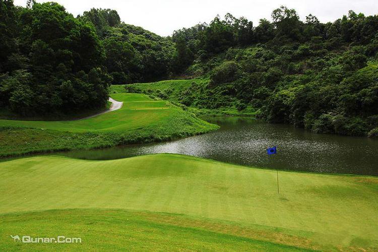 深圳九龙山绿色基地高尔夫球会旅游