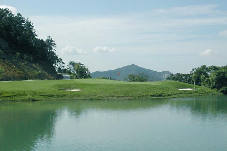 宁波东方高尔夫乡村俱乐部旅游
