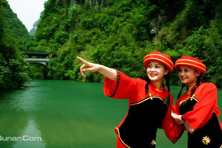 三峡人家旅游