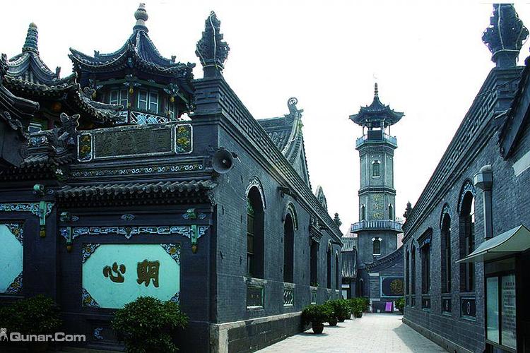 清真大寺旅游