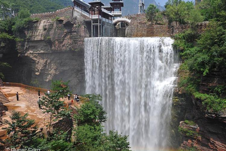 王莽岭风景区旅游