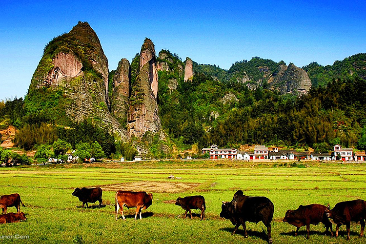 南山风景名胜区旅游
