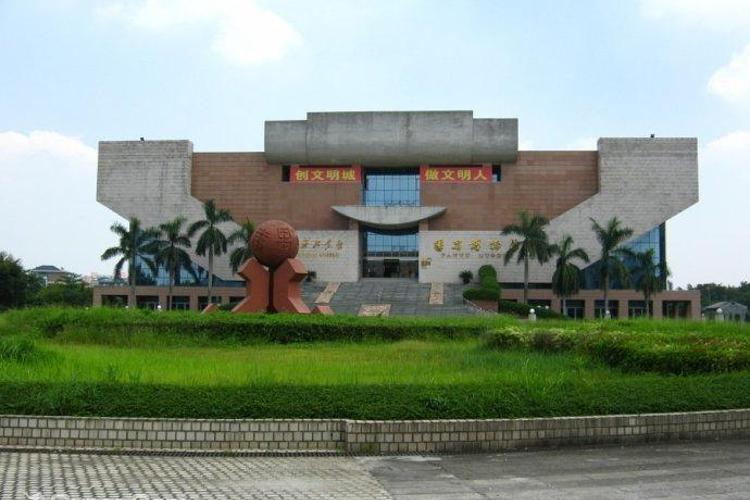 番禺博物馆旅游